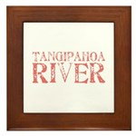 Tangipahoa River Framed Tile