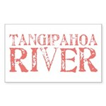 Tangipahoa River Rectangle Sticker 50 pk)