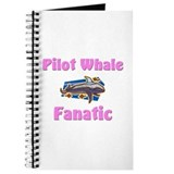 Pilot Whale Fanatic Journal
