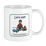 Play like a Therapist Mug