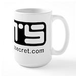 ATS Logo Large Mug