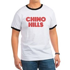 Retro Chino Hills (Red) T
