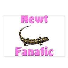 Newt Fanatic Postcards (Package of 8)