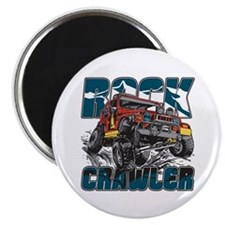 "Rock Crawler 4x4 2.25"" Magnet (100 pack)"