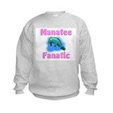 Manatee Fanatic Sweatshirt