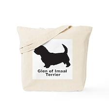 GLEN OF IMAAL TERRIER Tote Bag
