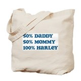 100 Percent Harley Tote Bag