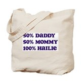 100 Percent Hailie Tote Bag