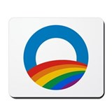 Obama Pride Mousepad