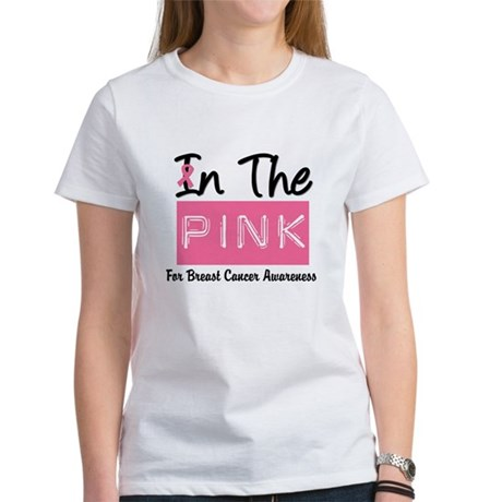 In The Pink Women's T-Shirt