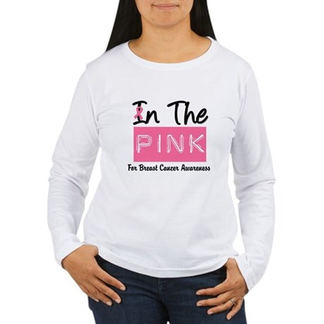 In The Pink Women's Long Sleeve T-Shirt