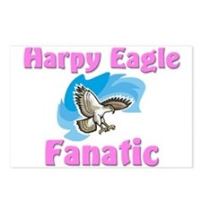 Harpy Eagle Fanatic Postcards (Package of 8)
