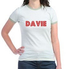 Retro Davie (Red) T