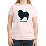 KEESHOND Womens Light T-Shirt