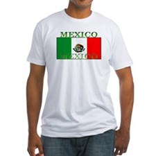 Mexico Mexican Flag Shirt