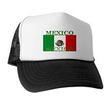Mexico Mexican Flag Hat