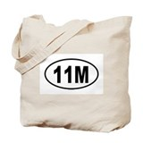 11M Tote Bag