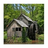 Mabry Mill Tile Coaster