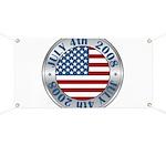 4th of July Souvenir Flag Banner