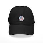 4th of July Souvenir Flag Black Cap