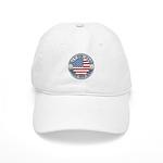 4th of July Souvenir Flag Cap
