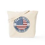 4th of July Souvenir Flag Tote Bag