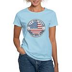 4th of July Souvenir Flag Women's Light T-Shirt
