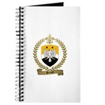 BERNIER Family Crest Journal