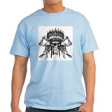 Indian Skull Tribe T-Shirt