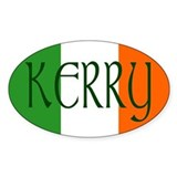 County Kerry Oval Decal