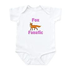Fox Fanatic Infant Bodysuit