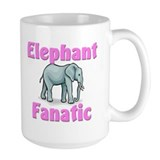 Elephant Fanatic Mug