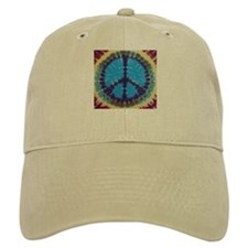 Blue Peace Baseball Cap