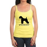 Got Kerry Blue Terrier? Ladies Top