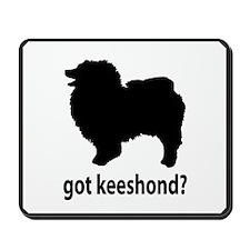 Got Keeshond? Mousepad