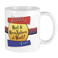 West... Coffee Mug