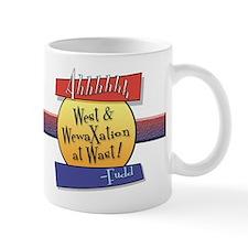 West... Small Mug