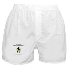 Computing Superhero Boxer Shorts
