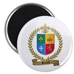 BEDARD Family Crest Magnet