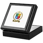 BEDARD Family Crest Keepsake Box