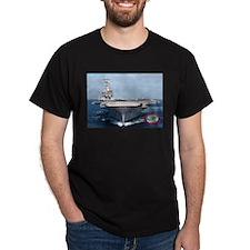 USS Ronald Reagan CVN-76 T-Shirt