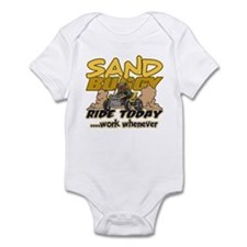 Sand Buggy Ride Today Infant Bodysuit