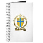 BELANGER Family Crest Journal