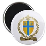 BELANGER Family Crest Magnet