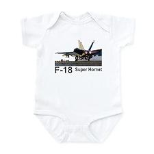 F-18 Super Hornet Infant Bodysuit