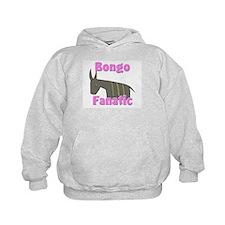 Bongo Fanatic Kids Hoodie