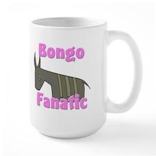 Bongo Fanatic Large Mug