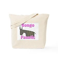 Bongo Fanatic Tote Bag