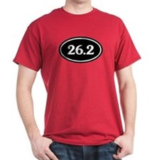 26.2 Marathon Runner T-Shirt