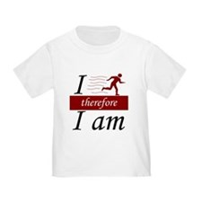 I run, therefore I am T
